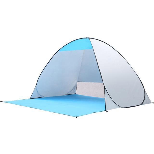 Inspire Uplift Silver Automatic Easy Pop-Up UV Tent