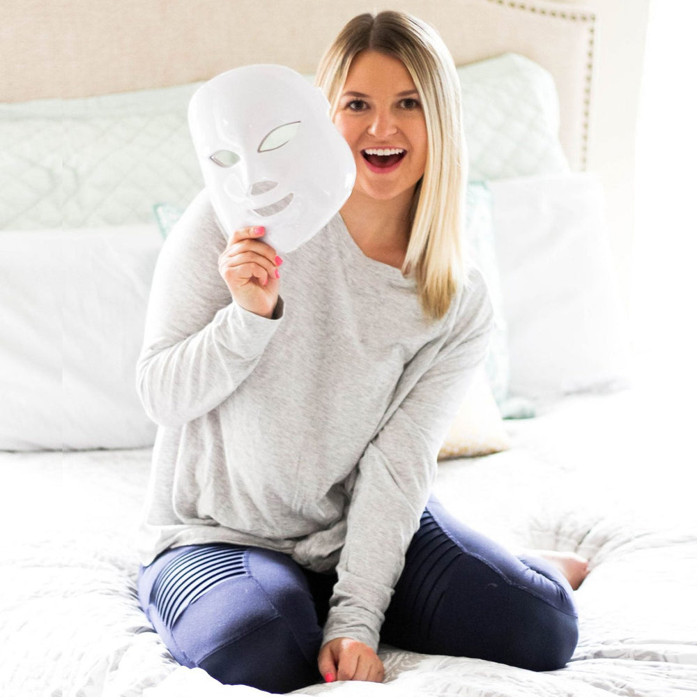 Inspire Uplift Spa Mask LED Spa Facial Mask