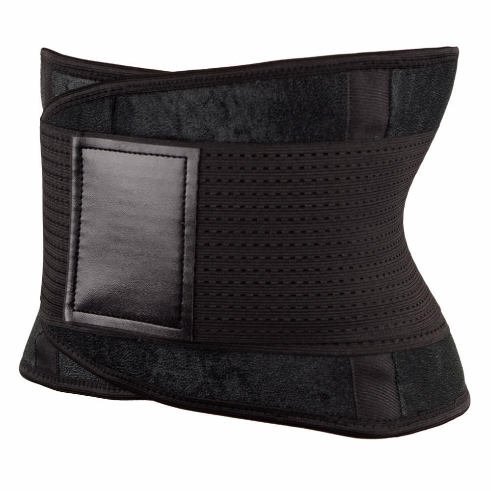 Inspire Uplift Stretch & Adjust Waist Trainer Black / S Stretch & Adjust Waist Belt
