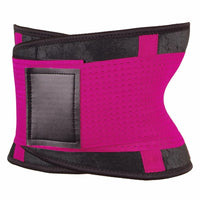 Inspire Uplift Stretch & Adjust Waist Trainer Hot Pink / S Stretch & Adjust Waist Belt