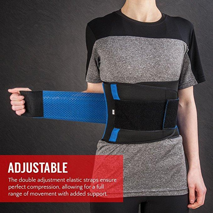 Inspire Uplift Stretch & Adjust Waist Trainer Stretch & Adjust Waist Belt