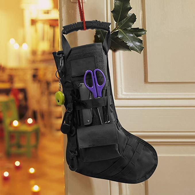 Inspire Uplift Tactical Christmas Stocking Tactical Christmas Stocking
