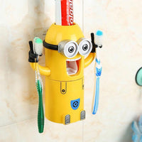 Inspire Uplift Toothpaste Dispenser Minion Little Banana Dispenser Toothpaste