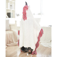 Inspire Uplift Unicorn Crochet Blanket Unicorn Crochet Blanket