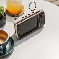 Inspire Uplift Vintage Mini Wireless Speaker