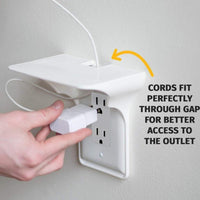 Inspire Uplift Wall Outlet Organizer Default Title Wall Outlet Organizer