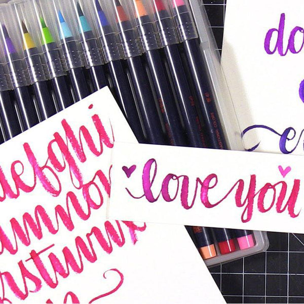 Inspire Uplift Watercolor Markers Watercolor Markers