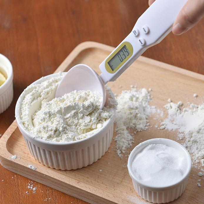 Inspire Uplift WHITE Smart Measuring Spoon
