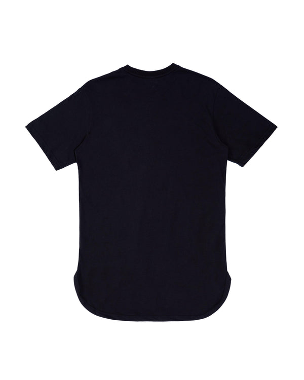 024 Mantul Oval Tee Black