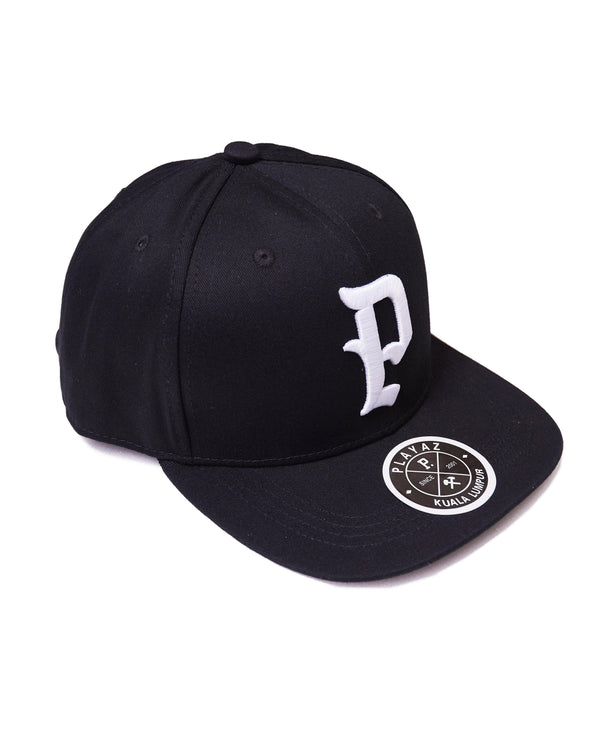 Capital P Snapback - playaz.my