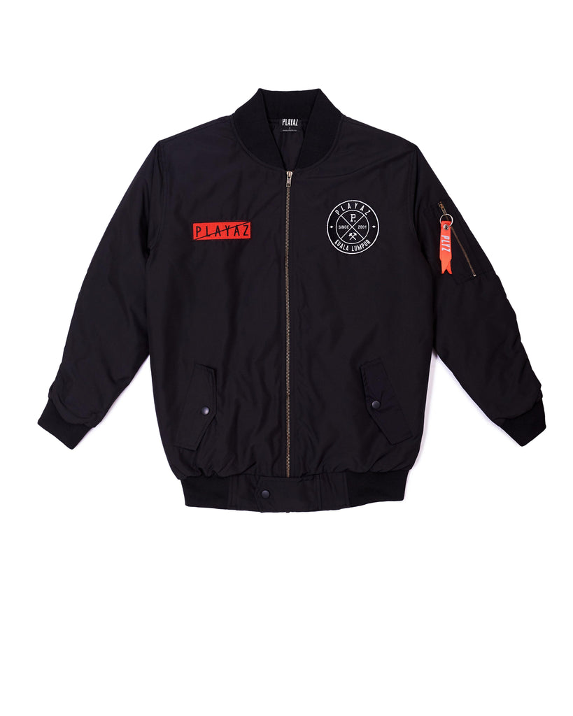 KL BOMBER JACKET - playaz.my
