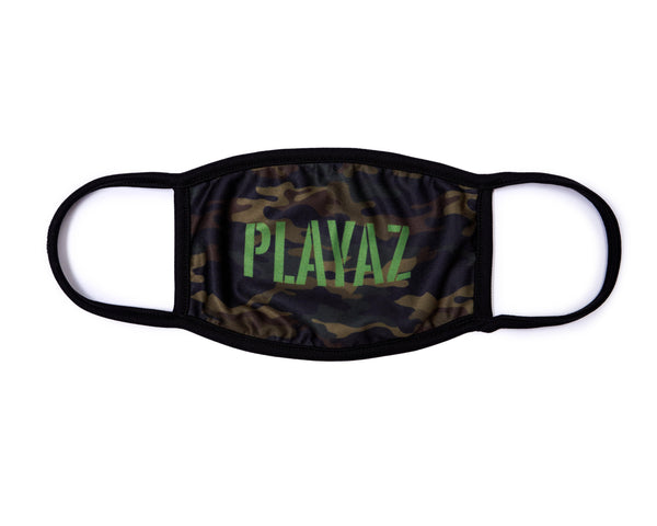 Playaz Military Mask