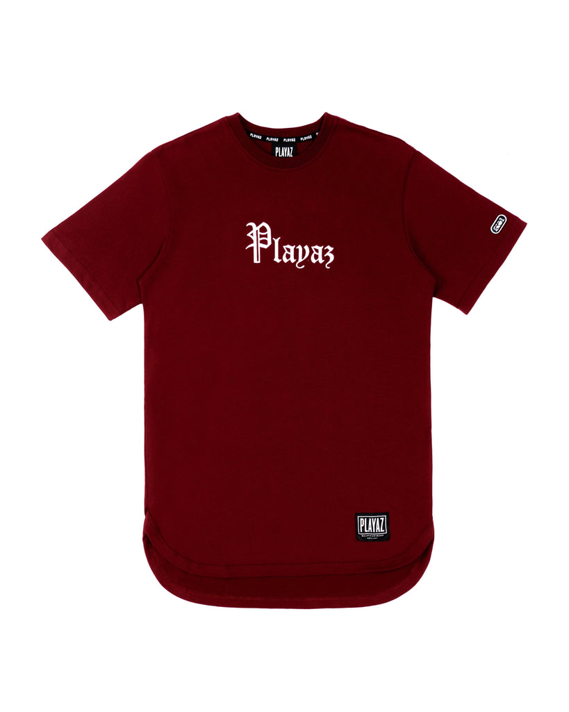 Playaz Plata Oval Tee