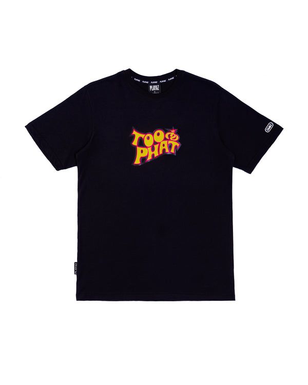 Too Phat OG Logo T-Shirt (Black)