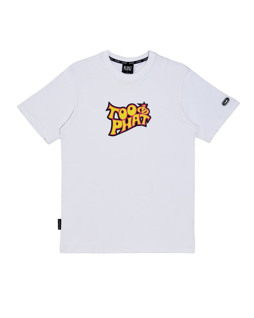 Too Phat OG Logo T-Shirt (White)