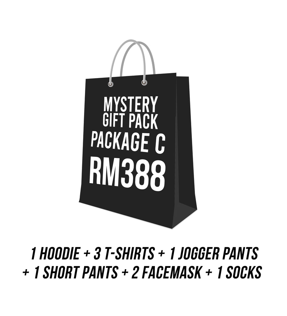 Playaz Mystery Gift Package C