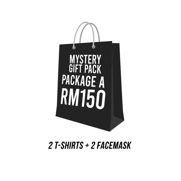 Playaz Mystery Gift Package A