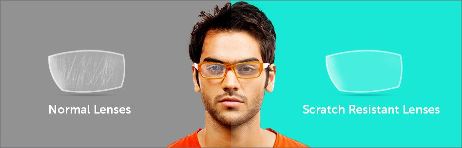 Scratch Resistant Coating - Syght Gaming Glasses