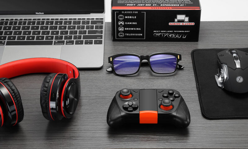 Micron Gaming Glasses - Syght Gaming Glasses