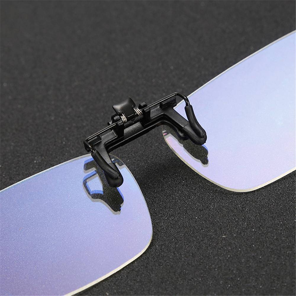 Clear Clip On - Crystal Clear Gaming Glasses - Syght Gaming Glasses
