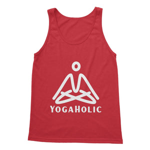 Yogaholic Softstyle Tank Top