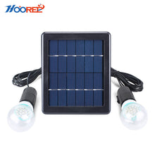 Hooree LED Solar Lamp Portable Solar Light Bulbs Rechargeable Hanging Lamp Home Outdoor Energy Hiking Camping Tent Hooking Light - Shop at GlamoRight.Com