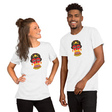 The African Heritage Woman Short-Sleeve Unisex T-Shirt
