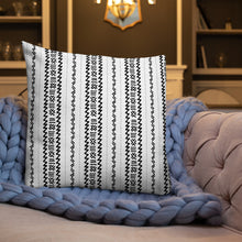 Mudcloth Pattern GlamoRIght Premium Pillows / Cushions With INSERT For Home Lovers