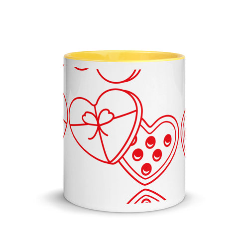 Mug Of Love with Your Colorful Feelings Inside