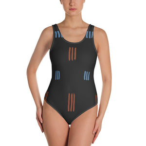 GlamoRight One-Piece Swimsuit