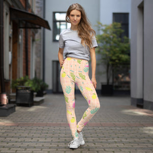 GlamoRight Yoga Leggings