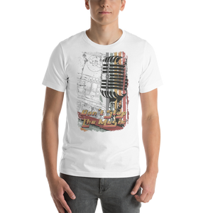 Don't Stop The Music  - Short-Sleeve Unisex T-Shirt