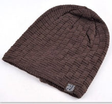 UNISEX  Autumn And Winter Bonnet Knitted Thick Warm Cap - Shop at GlamoRight.Com