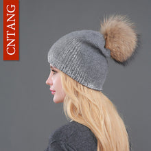 Winter Beanies Knitted Wool Warm Hats - Shop at GlamoRight.Com