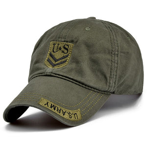 Tactical Baseball Army Men's Cap With Adjustable Head - Shop at GlamoRight.Com