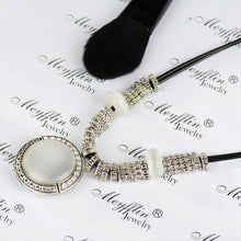 Collier Femme For Women Boho Vintage Opal Maxi Colar Leather Bijoux - Shop at GlamoRight.Com