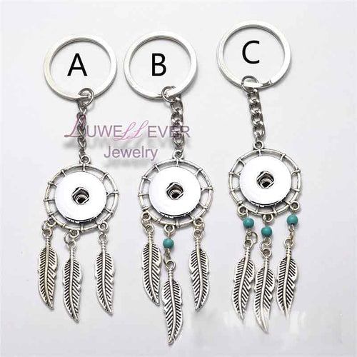 Opal stone dreamcatcher keyring - Shop at GlamoRight.Com