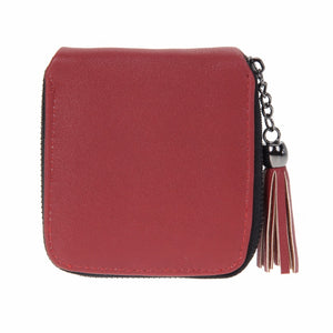 Fashion Tassel Short Wallets