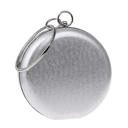 Round Shaped Women Evening Bags - Shop at GlamoRight.Com