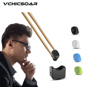 Wireless Bluetooth Earphones V4.1 Mini Earbuds Stereo with Mic for iPhone