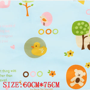 Cute Baby Changing mat for Infants / Portable Foldable Washable waterproof mattress - Shop at GlamoRight.Com
