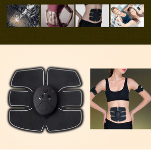 Electric Pulse Treatment Wireless Abdominal Muscle Trainer - Shop at GlamoRight.Com