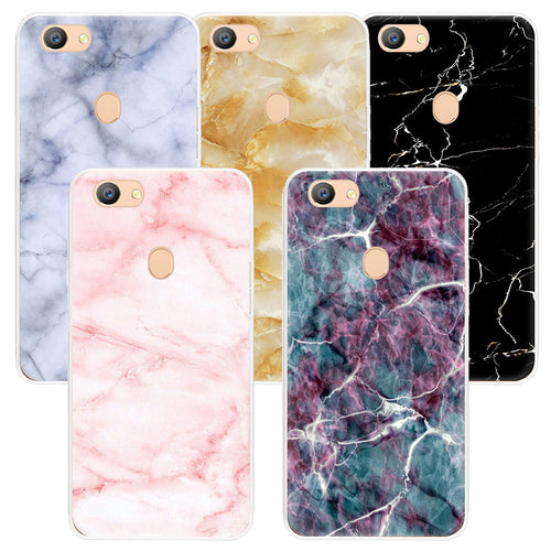 Granite Marble Texture Phone Case for OPPO