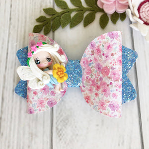 Chloe Big Bow - Flower Fairy