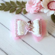 Ballerina Bow - Ballerinas in Pink