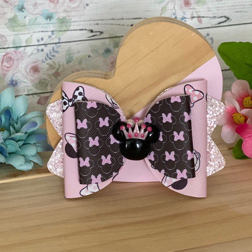 Chloe Big Bow - Princess Minnie
