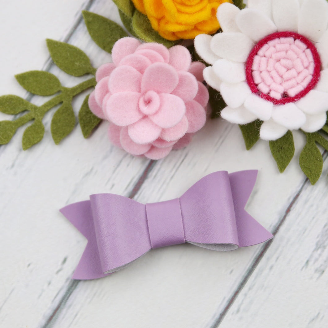 Taylor Bow - Lilac