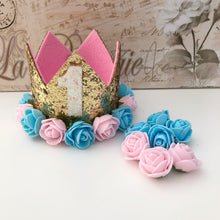 Birthday Crowns - Custom Colours