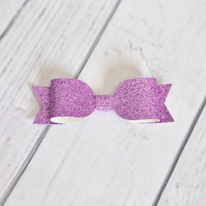 Gracie Bow - Glitter (9 Colours)
