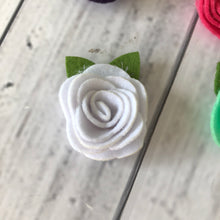 Mila Single Felt Flower Headband